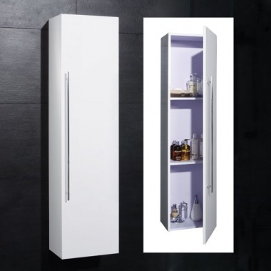 White Side Cabinet