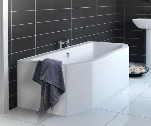 Shower Bath Panel