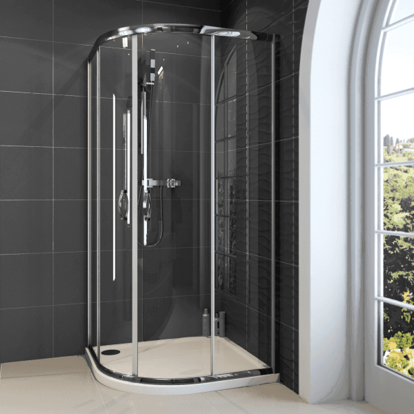 Quadrant Shower Enclosure and Tray
