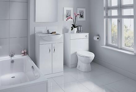 bathroom console suite