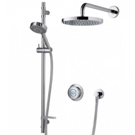Aqualisa Rise Shower Set 200mm High Pressure Combi