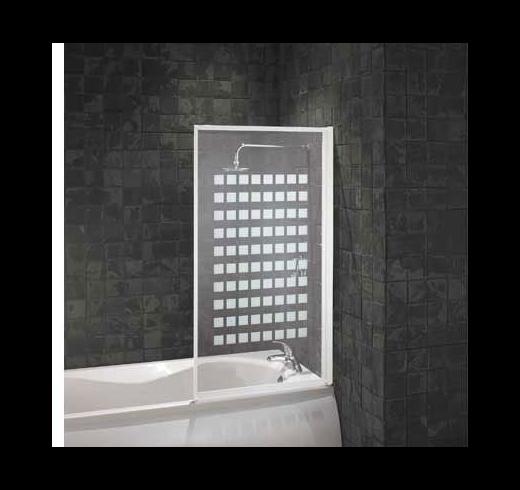 Aqualux Fully Framed Bathscreen