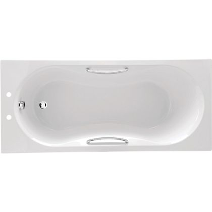 Luxury Acrylic Bath with Grips