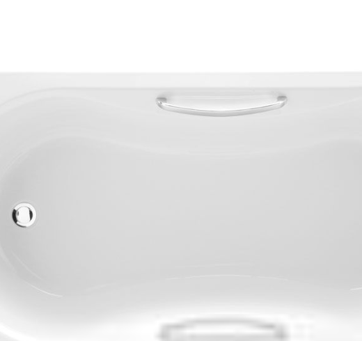 Acrylic Bath with Grips