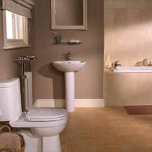 Denver complete bathroom