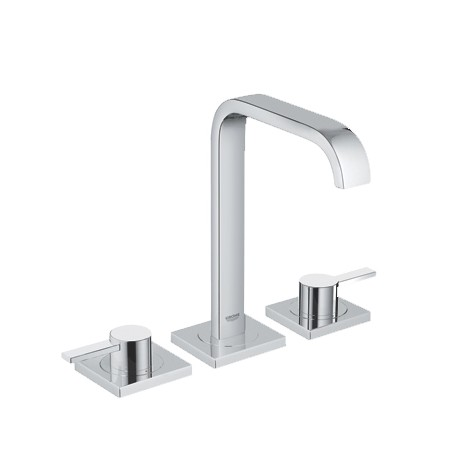 Grohe Allure 3 Hole Wall