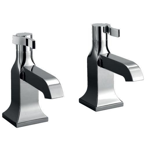 Parador bath pillar taps