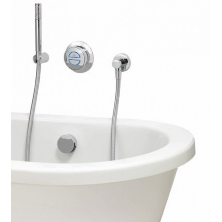 Rise Digital Bath diverter