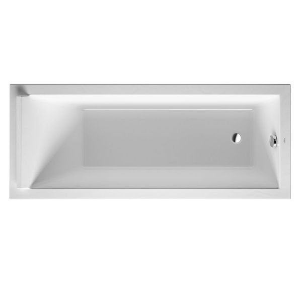 Single-Ended Inset Bath