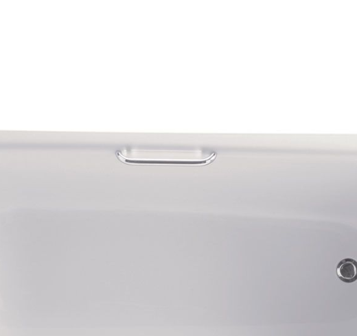 Standard Steel Bath with Grips