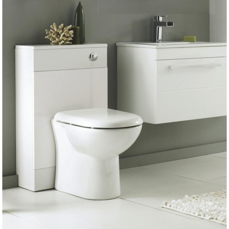 Ultra Design High Gloss White Back