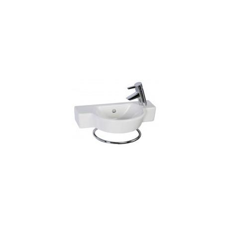 Vitra Sunrise Cloakroom Washbasin