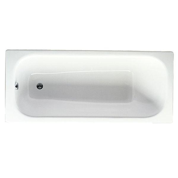 Steel Inset Bath
